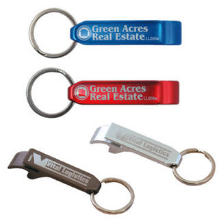 Promotional Product ALUMINIUM ECONOMY POP TOP KEYTAG