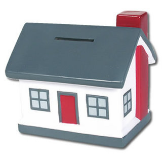 Promotional Product HOUSE COIN SAVINGS BANK