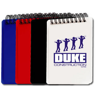Promotional Product THE TRADESMAN POCKET SPIRAL NOTEBOOK