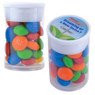 Promotional Product M&M's In Dinky Tube