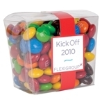 Promotional Product M&M's In Clear Mini Noodle Box