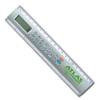 Promotional Product 20CM CALCULATOR / RULER