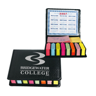 Promotional Product THE COMPANION NOTEPAD HOLDER WITH CALENDAR