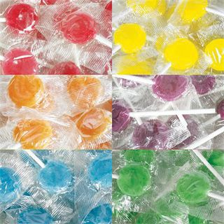 Promotional Product  Corporate Colour Lollipops