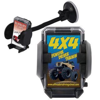Promotional Product Windscreen Mount Mobile Phone Holder