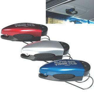 Promotional Product SUNGLASS VISOR CLIP