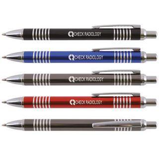 Promotional Product Octane Aluminium Ballpoint Pen