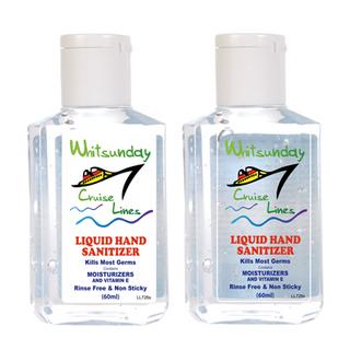 Promotional Product 60ml Gel Hand Sanitiser