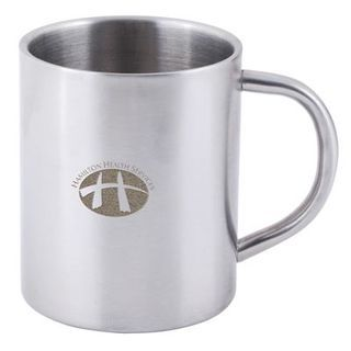 Promotional Product Stainless Steel Double Wall Barrel Mug