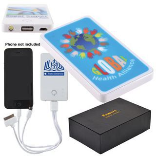 Promotional Product Photo Tablet Power Bank