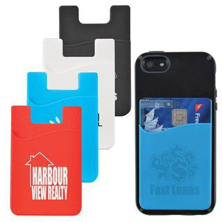 Promotional Product Silicone Mobile Phone Wallet