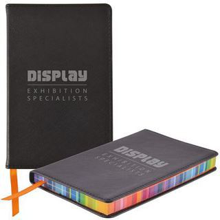 Promotional Product  Rainbow Pocket Notebook