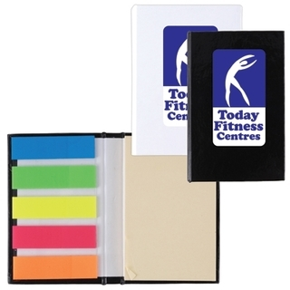 Promotional Product Mini Notebook With Noteflags
