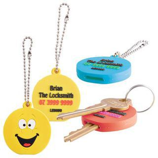 Promotional Product FLEXIBLE PVC KEY TOPPER