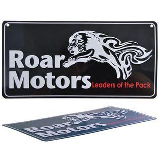 Promotional Product Aluminium Number Plate