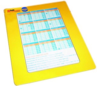 Promotional Product Magnetic Photo Frame Calendar