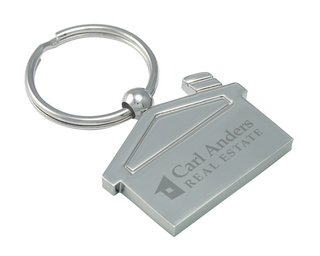Promotional Product Mansion Keyring