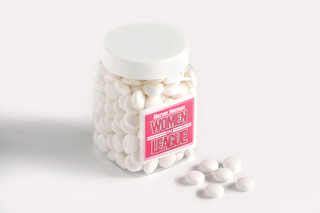 Promotional Product Mints in Plastic 180g Jar