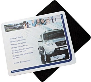 Promotional Product Optical Friendly Mouse Mat