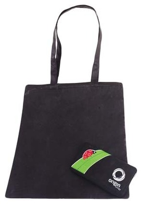 Promotional Product Noosa Zippered Tote Bag