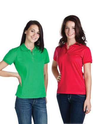Promotional Product Ladies Aero Polo