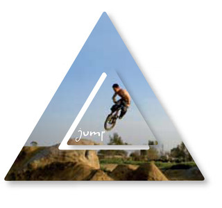 Promotional Product 2 in 1 Triangle Photo Frame