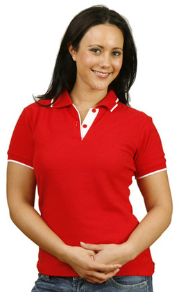 Promotional Product Ladies Liberty Polo