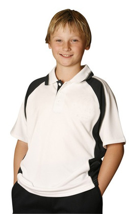 Promotional Product Kids Mascot Polo