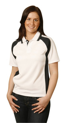 Promotional Product Ladies Mascot Polo