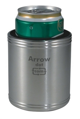Promotional Product Stainless Steel Stubby Cooler