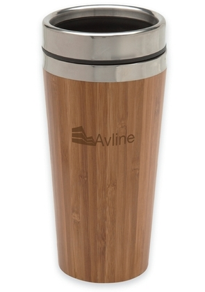 Promotional Product Bamboo Travel Mug
