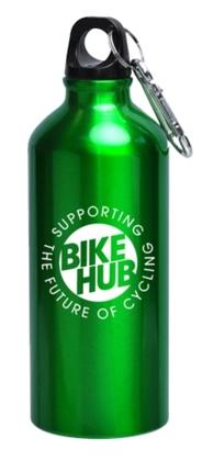 Promotional Product Promo 600ml Aluminium Bottle with wrap print
