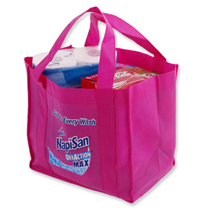 Promotional Product Collaroy Non Woven Shopping Bag