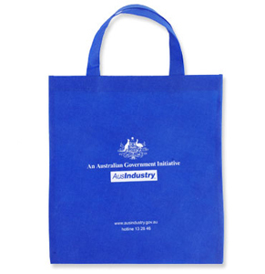 Promotional Product Bronte Non Woven Tote Bag without gusset