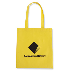 Promotional Product Avalon Non Woven Tote Bag without gusset