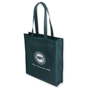 Promotional Product Manly Non Woven Tote Bag with gusset