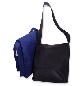 Promotional Product Freshwater Non Woven Satchel Bag