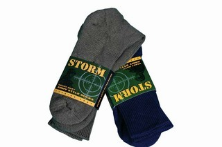 Promotional Product Heavy Duty Army Description Socks