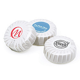 Promotional Product Branded Pleat Soap