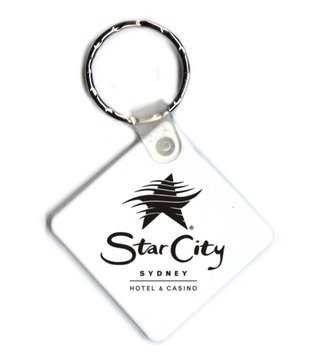 Promotional Product Durasoft Keytags