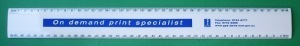 Promotional Product 40cm Ruler