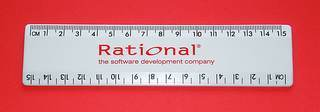 Promotional Product 15cm Ruler