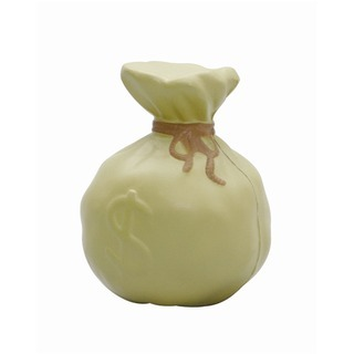 Promotional Product Anti Stress Money Bag