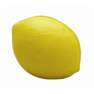 Promotional Product Anti Stress Lemon