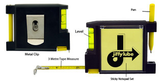 Promotional Product The All-In-One Tape Measure