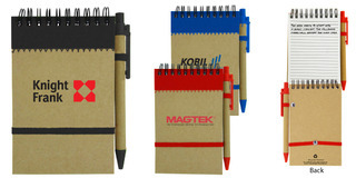 Promotional Product Recycled Jotter Pad