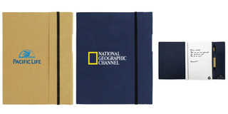 Promotional Product Large Tuck Journal Book