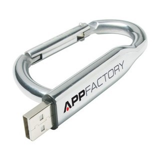 Promotional Product Carabiner USB Flash Drive