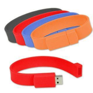 Promotional Product Owl Wristband USB Flashdrive