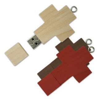 Promotional Product Cross USB Flashdrive